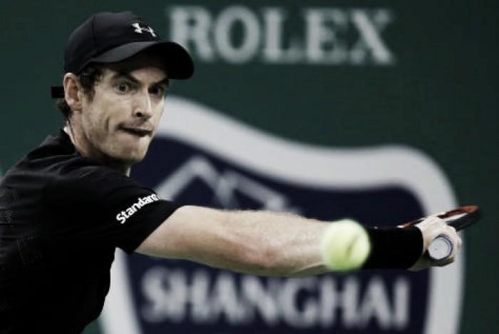 Atp Shanghai, Murray si sbarazza di Goffin. In semifinale anche Bautista Agut e Simon