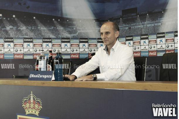 """Ángel Martín: """"Hemos hecho un conjunto competitivo, con experiencia y calidad"""""""