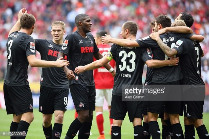 Bayern Munich 1-1 1. FC Köln: Billy Goats get hard-fought draw at the Allianz