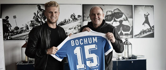Bochum bring in Merkel and Dawidowicz, let go of Weis