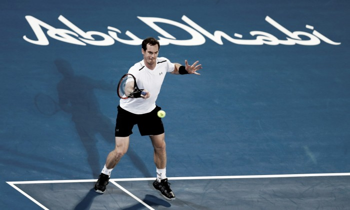 Mubadala World Tennis Championships, Goffin sorprende Murray