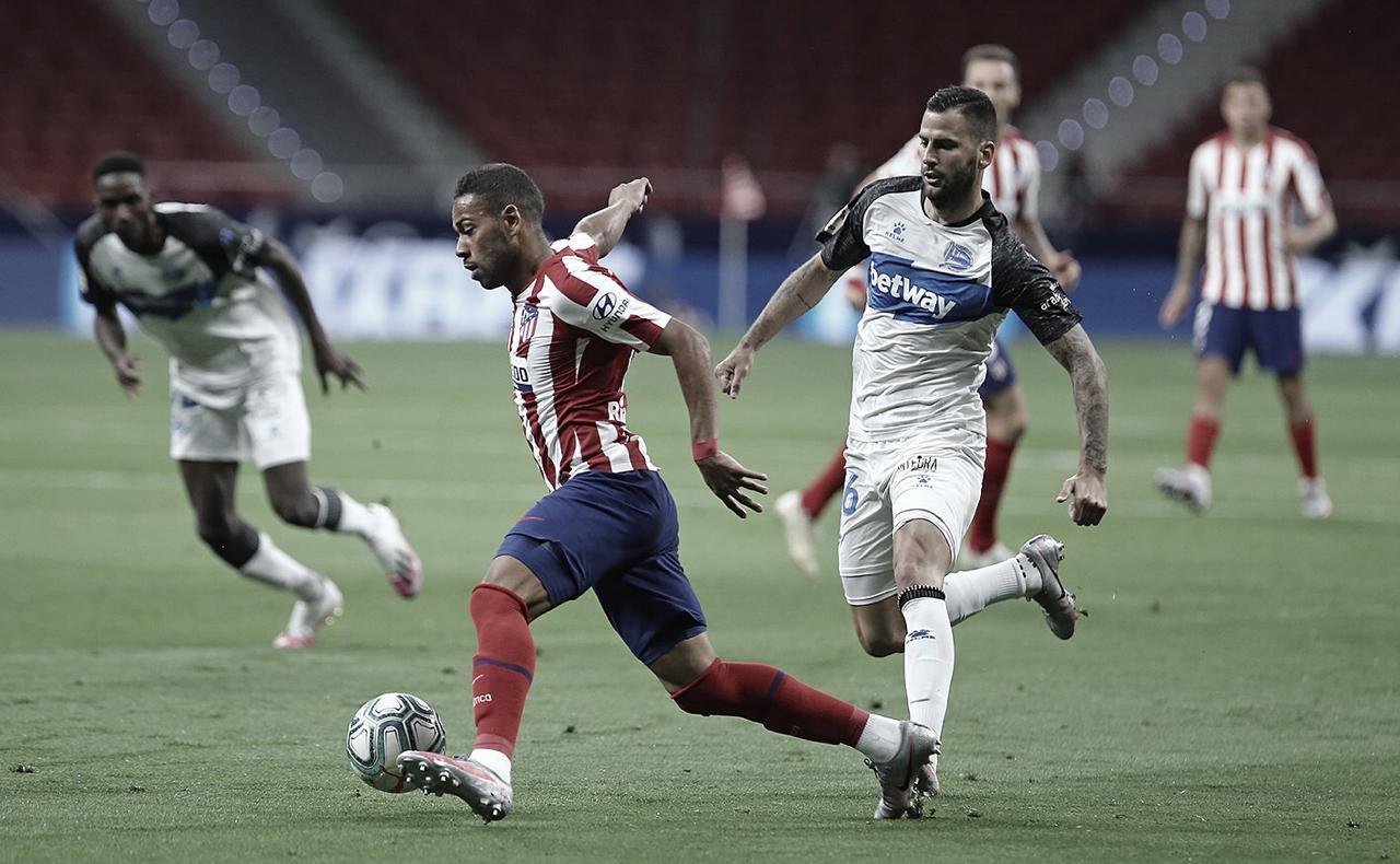Atlético de Madrid derrota Alavés e chega a 12 jogos de invencibilidade em LaLiga