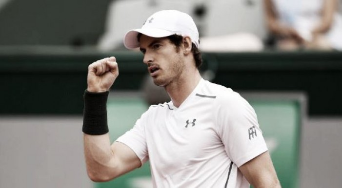 French Open 2016: Andy Murray notches straight-sets win to advance to fourth round