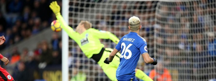 Leicester y Newcastle ganan y convencen, y empate en Brighton