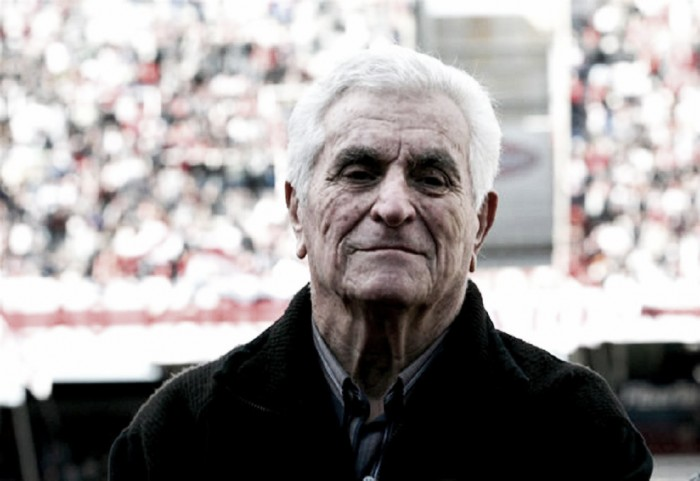 ¡Felices 90, Amadeo!