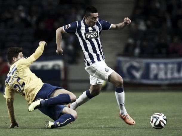 FC Porto pressionado não quer deixar fugir as Águias