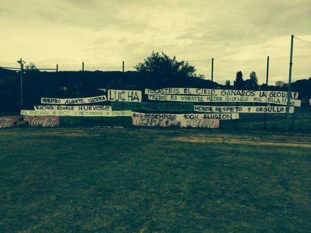 En Ferrol apelan a la épica para darle la vuelta a la eliminatoria