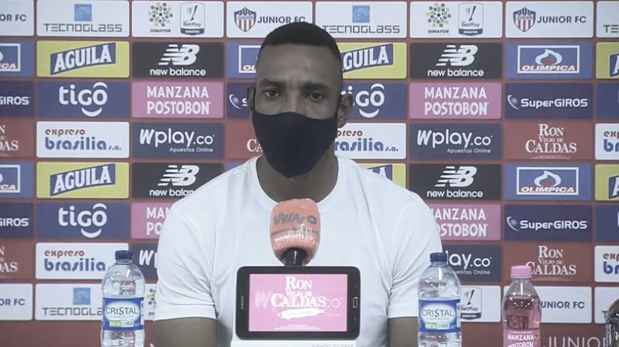 """Luis Amaranto Perea: """"Cada partido es una final"""""""