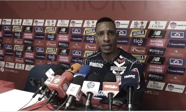 """Luis Amaranto Perea: """"A un jugador como Michael Rangel no lo podemos desaprovechar"""""""