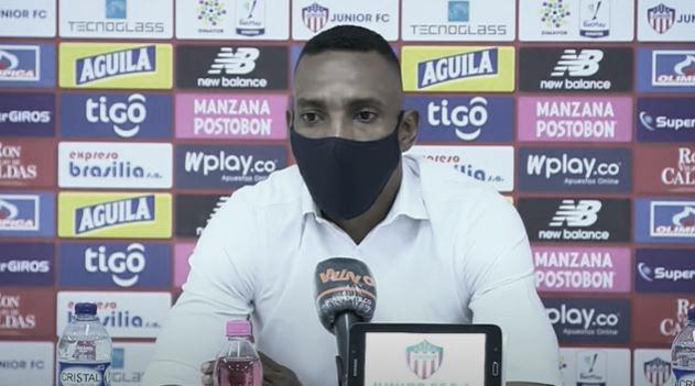 """Amaranto Perea: """"El equipo por momentos sí pero por otros muchos momentos no"""""""