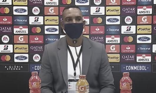"""Luis Amaranto Perea: """"Mientras tengamos posibilidades este equipo siempre peleará"""""""