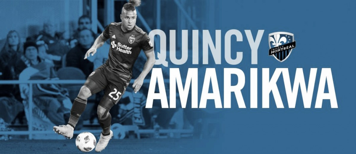 Impact Montreal suma a Quincy Amarikwa para sus filas