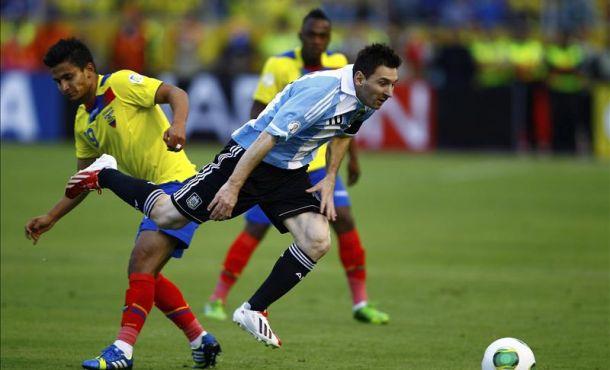 Luis Fernando Saritama confirma que tiene solamente una amarilla