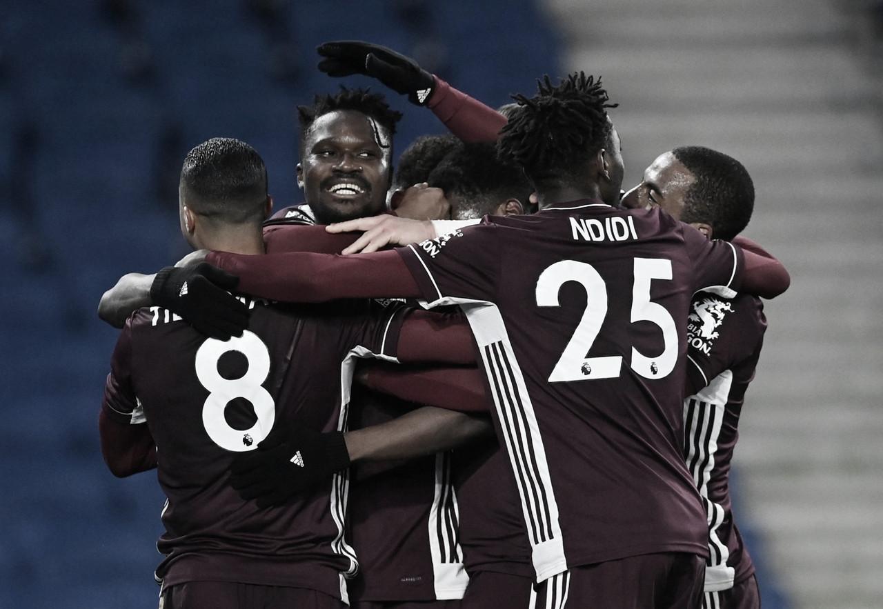 El Leicester vuelve a la victoria y queda como colista del City