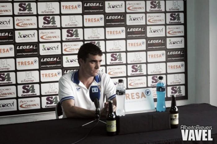 "Sergio Amatriain: ""Era un partido para que no pasaran cosas"""
