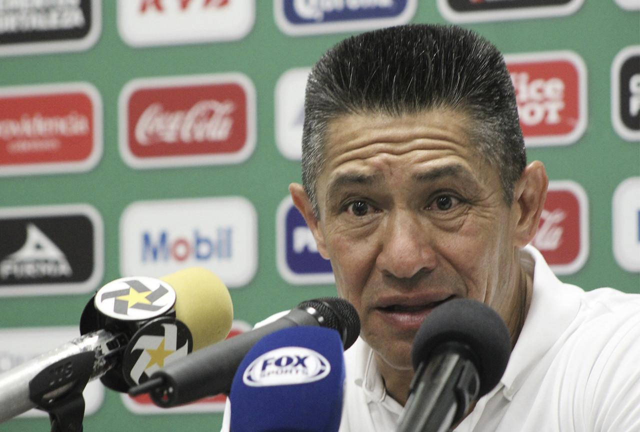 """Ignacio Ambriz: """"Me gustó la garra del equipo"""""""
