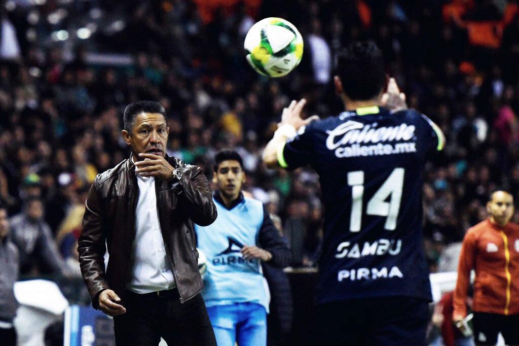 """Ignacio Ambriz: """"No nos está alcanzando"""""""