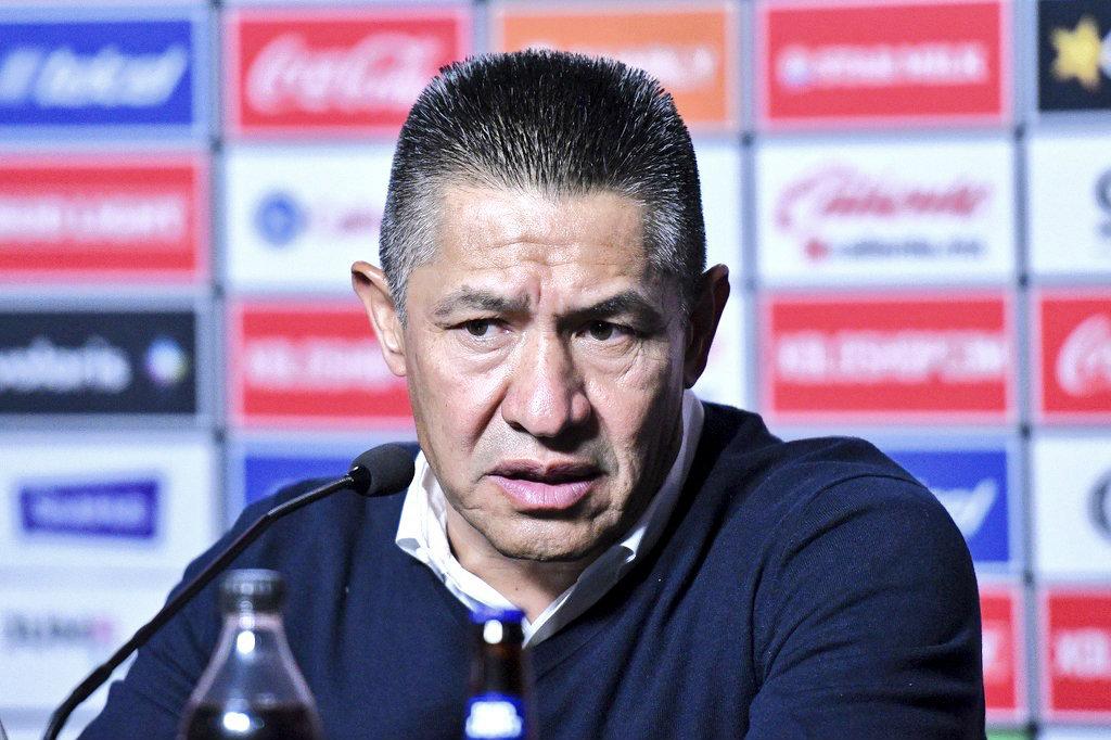 El campeonato sigue en la mira de Ignacio Ambriz