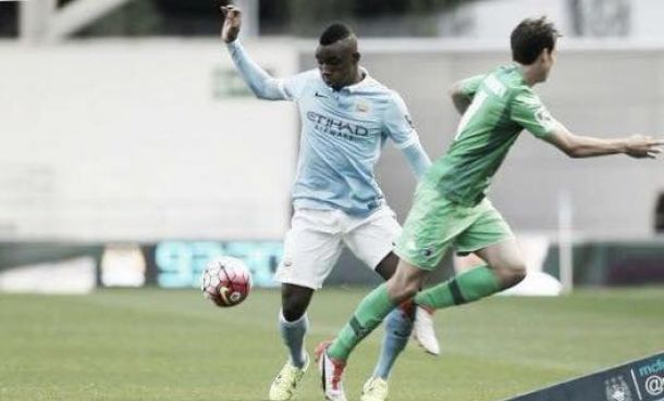 Manchester City EDS 1-1 Borussia Mönchengladbach: Youngsters share the spoils in first cup fixture