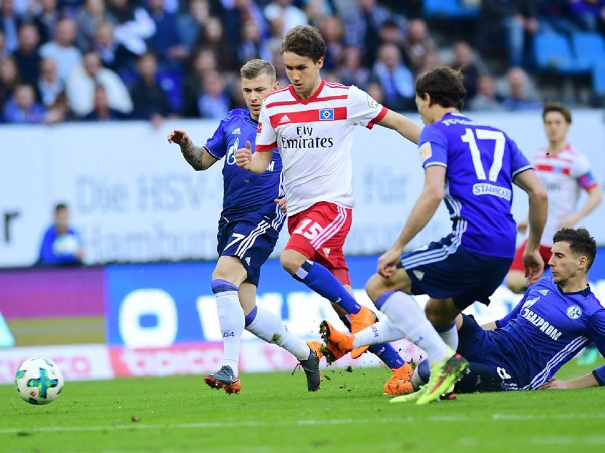 Bundesliga- Lo Schalke crolla, l'Amburgo spera ancora nella salvezza