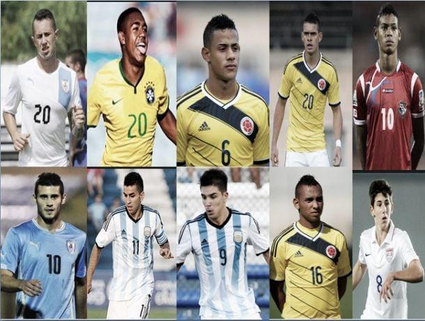 América: Talento mundial en el Sub-20
