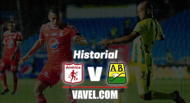 Historial América vs. Atlético Bucaramanga: los 'escarlatas' dominan las estadísticas