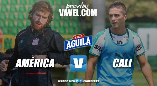Previa América vs Deportivo Cali: clásico 285 con un Pascual a reventar de rojo