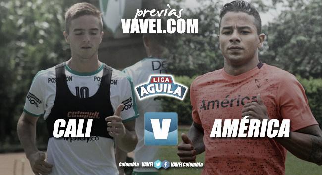 "Previa Deportivo Cali vs América de Cali: Un clásico ""que paga la boleta"""