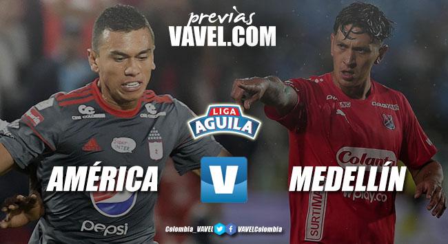 Previa América vs Independiente Medellín: duelo de trascendencia en busca de clasificar
