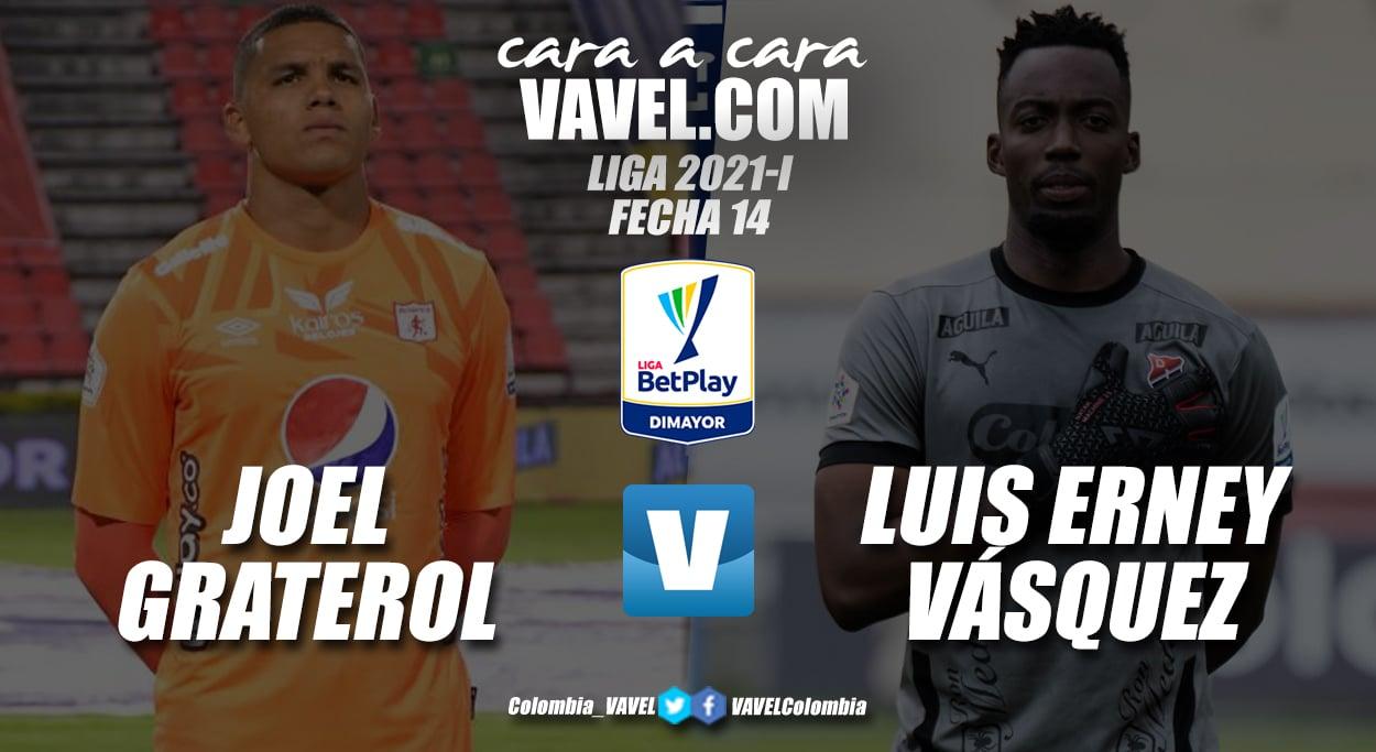 Cara a cara: Joel Graterol vs Luis Erney Vásquez