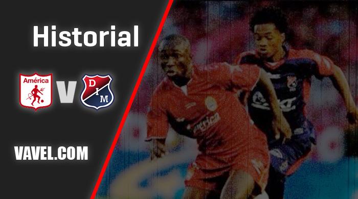 Historial América de Cali vs. Independiente Medellín: dominio de los 'diablos rojos'