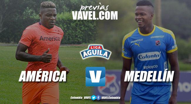 Previa América de Cali vs Independiente Medellín: duelo de rojos necesitados en el Pascual Guerrero
