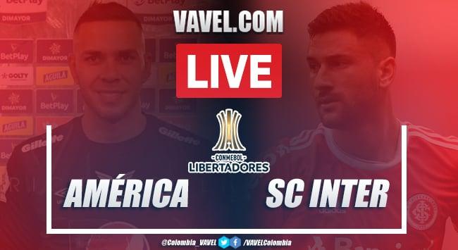 América vs Internacional EN VIVO: transmsión online en Copa Libertadores