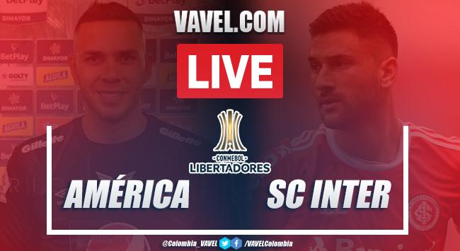 Resumen: América vs Internacional (0-0) en Copa Libertadores