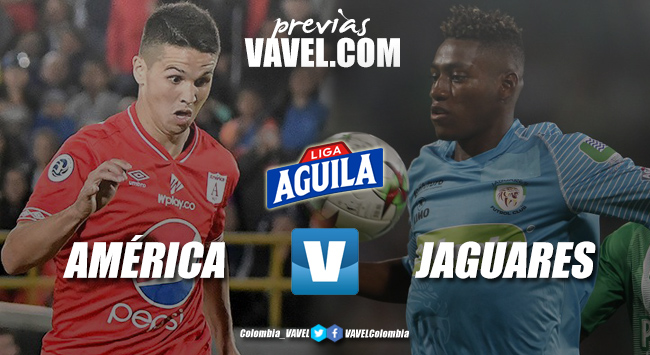 Previa América de Cali vs Jaguares de Córdoba: la 'mechita' busca la punta del campeonato