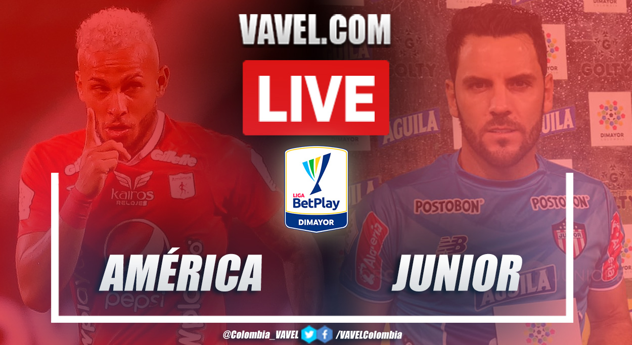 Highlights: América 0-0 Junior in 2020 Liga BetPlay semifinals