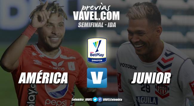 Previa América de Cali vs Junior de Barranquilla: recuerdo de finalistas