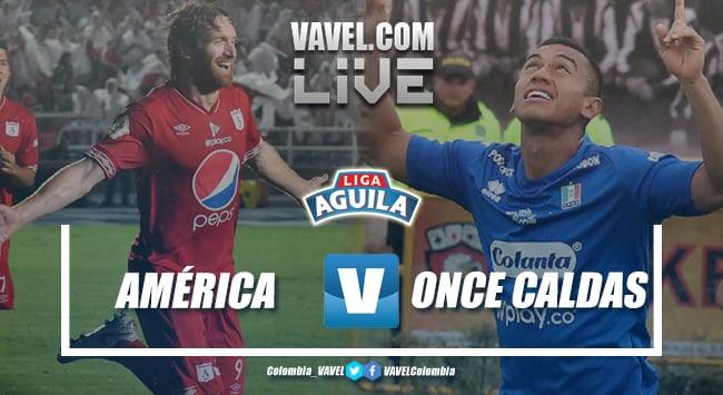América de Cali vs Once Caldas EN VIVO online por la Liga Águila 2019-I (3-1)
