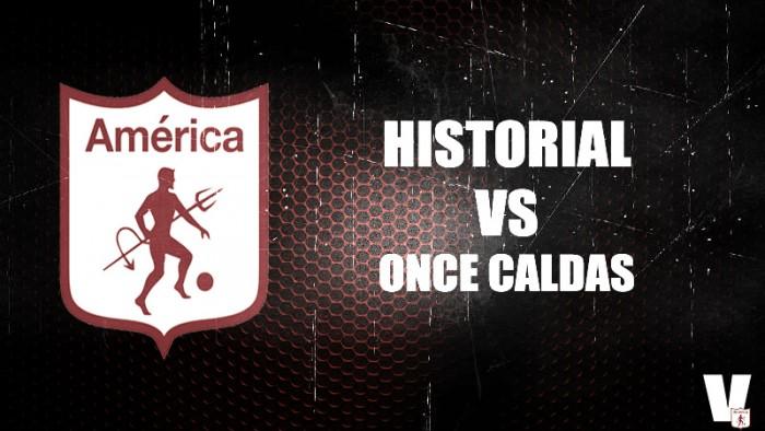 Historial Once Caldas vs América de Cali: los 'rojos' esperan consolidarse en la victoria