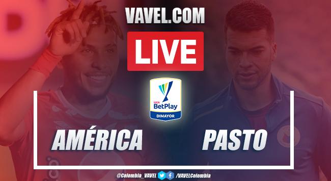 Resumen: América vs Pasto (3-2) por Liga BetPlay