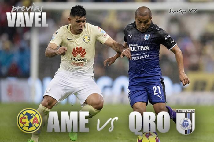 Previa - Gallos vs América: En busca del rey de la Copa MX