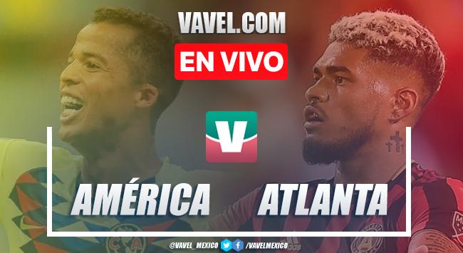 Resumen y video goles América 2-3 Atlanta United en Campeones Cup 2019