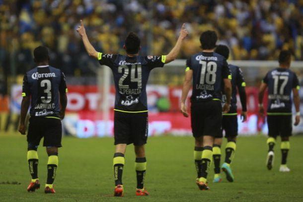 Remontada histórica de Santos ante América en el Azteca
