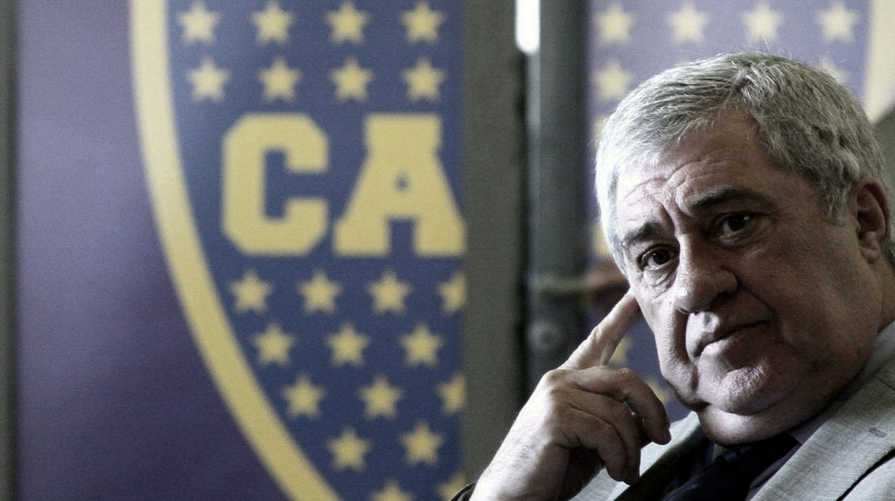 """Jorge Ameal, sobre los sueldos en Boca: """"Las discusiones son de puertas hacia adentro"""""""