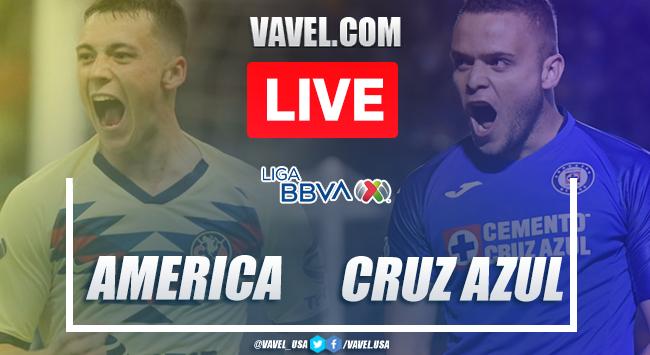 Highlights and goal: América 0-1 Cruz Azul, 2020 Liga MX