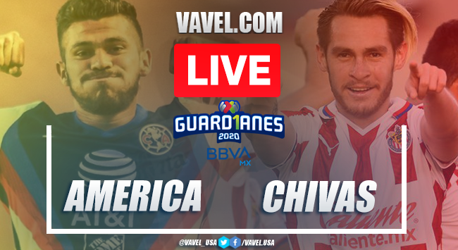 Goals and Highlights: America 1-0 Chivas in 2020 Liga MX