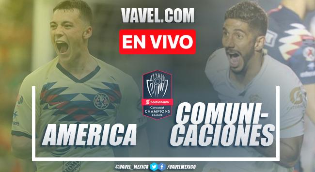 Penales y resumen América 5-3 Comunicaciones en Concachampions 2020
