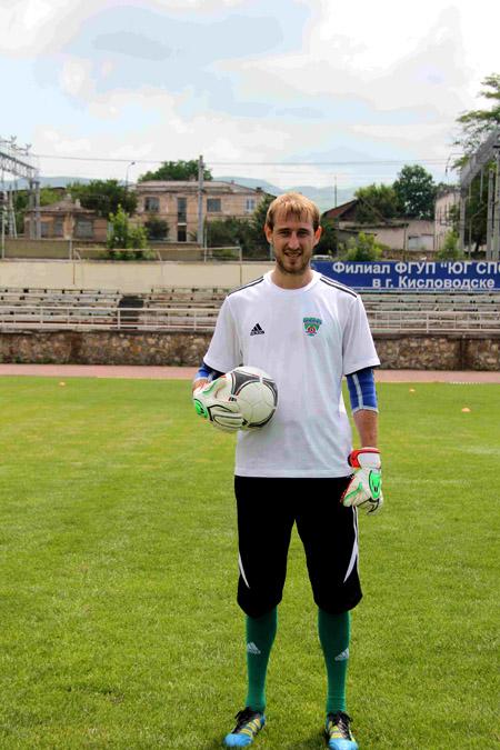 El Terek Grozniy logra la cesión de Amelchenko