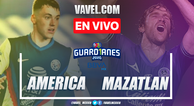 América 3-1 Mazatlán: goles y resumen Liga MX 2020