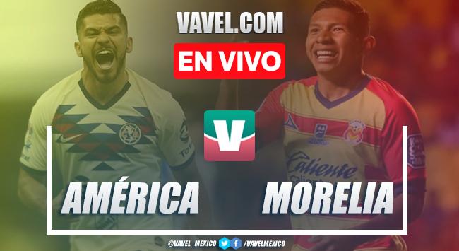 Resúmen y Goles: América 2-0 Monarcas Morelia en Liguilla Liga MX 2019